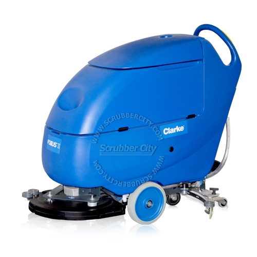 Clarke Focus II S Floor Scrubber Machine Scrubber City - Floor scrubers