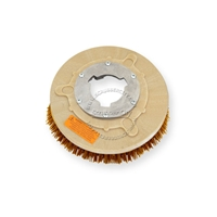 "11"" MAL-GRIT XTRA GRIT (46) scrubbing brush assembly fits WHITE / PULLMAN-HOLT model M-13-1/2"