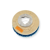 "10"" CLEAN GRIT (180) scrubbing brush assembly fits GENERAL (FLOORCRAFT) model S-11"