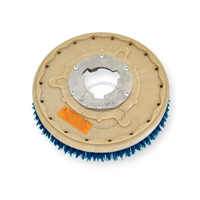 "13"" CLEAN GRIT (180) scrubbing brush assembly fits WHITE / PULLMAN-HOLT model M-15-1/2"