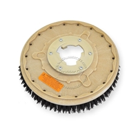 "13"" MAL-GRIT (80) scrubbing and stripping brush assembly fits HILD model L-15"