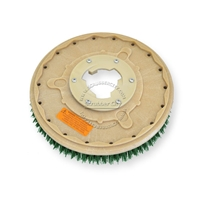 "13"" MAL-GRIT SCRUB GRIT (120) scrubbing brush assembly fits HILD model L-15"