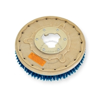 "15"" CLEAN GRIT (180) scrubbing brush assembly fits HILD model 17-PRO II"