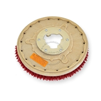 "13"" MAL-GRIT LITE GRIT (500) scrubbing brush assembly fits HILD model L-15"