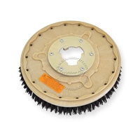 "14"" MAL-GRIT (80) scrubbing and stripping brush assembly fits HILLYARD model Standard Single 16"