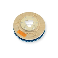 "12"" CLEAN GRIT (180) scrubbing brush assembly fits HILLYARD model Deluxe Single 14"