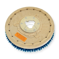 "18"" CLEAN GRIT (180) scrubbing brush assembly fits HILLYARD model Standard Single 20"