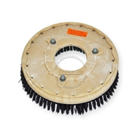 "16"" Poly scrubbing brush assembly fits KENT model KA-33BR Rider"