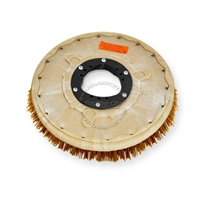 "13"" MAL-GRIT XTRA GRIT (46) scrubbing brush assembly fits KENT model Razor 26"