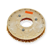 "16"" MAL-GRIT XTRA GRIT (46) scrubbing brush assembly fits KENT model KA-33BR Rider"