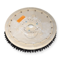 "19"" MAL-GRIT (80) scrubbing and stripping brush assembly fits POWERBOSS model SB/40"