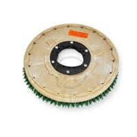 "14"" MAL-GRIT SCRUB GRIT (120) scrubbing brush assembly fits KENT model Razor 28 (Razor Plus)"