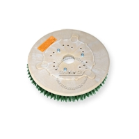"10"" MAL-GRIT SCRUB GRIT (120) scrubbing brush assembly fits KENT model KA-200E"