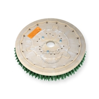 "13"" MAL-GRIT SCRUB GRIT (120) scrubbing brush assembly fits POWERBOSS model SB/28"