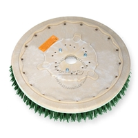 "19"" MAL-GRIT SCRUB GRIT (120) scrubbing brush assembly fits POWERBOSS model SB/40"