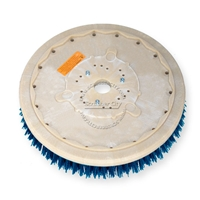 "19"" CLEAN GRIT (180) scrubbing brush assembly fits POWERBOSS model SB/40"