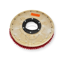 "14"" MAL-GRIT LITE GRIT (500) scrubbing brush assembly fits KENT model Razor 28 (Razor Plus)"