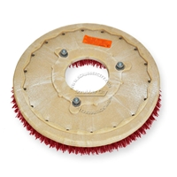 "16"" MAL-GRIT LITE GRIT (500) scrubbing brush assembly fits KENT model Durascrub Rider 33 )"