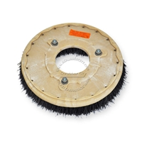 "16"" Bassine brush assembly fits KENT model Durascrub Rider 34R )"