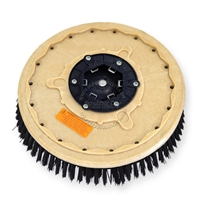 "19"" Poly scrubbing brush assembly fits MINUTEMAN (Hako / Multi-Clean) model HAKO 200, 205, 200X"