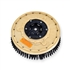 "16"" Nylon scrubbing brush assembly fits MINUTEMAN (Hako / Multi-Clean) model 320, 340"
