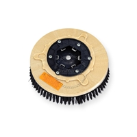 "12"" Nylon scrubbing brush assembly fits MINUTEMAN (Hako / Multi-Clean) model Hako Matic 24-B"