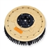 "19"" Nylon scrubbing brush assembly fits MINUTEMAN (Hako / Multi-Clean) model 380, (3800)"