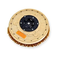 "13"" MAL-GRIT XTRA GRIT (46) scrubbing brush assembly fits MINUTEMAN (Hako / Multi-Clean) model 26-B"