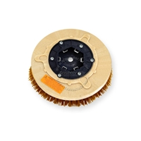 "12"" MAL-GRIT XTRA GRIT (46) scrubbing brush assembly fits MINUTEMAN (Hako / Multi-Clean) model Hako Matic 24-B"