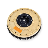 "13"" MAL-GRIT (80) scrubbing and stripping brush assembly fits MINUTEMAN (Hako / Multi-Clean) model 26-B"