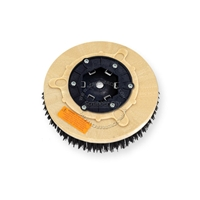 "12"" MAL-GRIT (80) scrubbing and stripping brush assembly fits MINUTEMAN (Hako / Multi-Clean) model Hako Matic 24-B"
