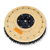 "19"" MAL-GRIT (80) scrubbing and stripping brush assembly fits MINUTEMAN (Hako / Multi-Clean) model Hako Matic B-53"