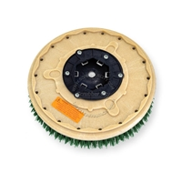 "15"" MAL-GRIT SCRUB GRIT (120) scrubbing brush assembly fits MINUTEMAN (Hako / Multi-Clean) model 170E/B, 175"