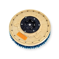 "13"" CLEAN GRIT (180) scrubbing brush assembly fits MINUTEMAN (Hako / Multi-Clean) model MC260024"