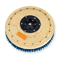 "19"" CLEAN GRIT (180) scrubbing brush assembly fits MINUTEMAN (Hako / Multi-Clean) model Hako Matic B-53"