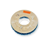 "10"" CLEAN GRIT (180) scrubbing brush assembly fits MINUTEMAN (Hako / Multi-Clean) model SBR-50"