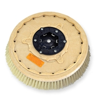 "19"" White Tampico brush assembly fits MINUTEMAN (Hako / Multi-Clean) model MC-20001QP"