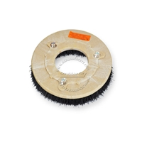 "11"" Bassine brush assembly fits VIPER model 24"" Twin Disc Fang"