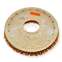 "19"" MAL-GRIT XTRA GRIT (46) scrubbing brush assembly fits NOBLES model 5300 T 11"" bolt circle and no riser"