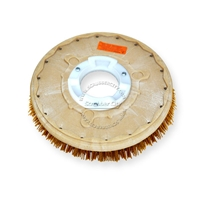 "13"" MAL-GRIT XTRA GRIT (46) scrubbing brush assembly fits NOBLES model 260, 260XP"