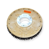 "13"" MAL-GRIT (80) scrubbing and stripping brush assembly fits NOBLES model 260, 260XP"