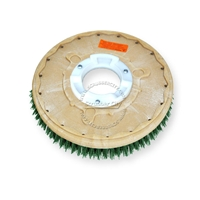 "13"" MAL-GRIT SCRUB GRIT (120) scrubbing brush assembly fits NOBLES model 260, 260XP"