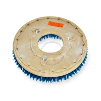 "19"" CLEAN GRIT (180) scrubbing brush assembly fits NOBLES model 5300 T 11"" bolt circle and no riser"
