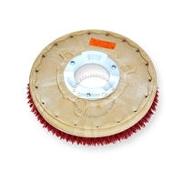 "13"" MAL-GRIT LITE GRIT (500) scrubbing brush assembly fits NOBLES model 260, 260XP"