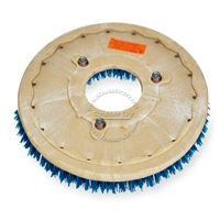 "13"" CLEAN GRIT (180) scrubbing brush assembly fits NSS (NATIONAL SUPER SERVICE) model Wrangler 27"