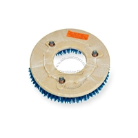 "11"" CLEAN GRIT (180) scrubbing brush assembly fits NSS (NATIONAL SUPER SERVICE) model Wrangler 24"