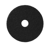 "13"" Black Stripping Pads Case of 5"
