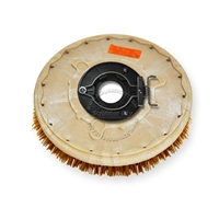 "14"" MAL-GRIT XTRA GRIT (46) scrubbing brush assembly fits POWERBOSS model CP 28"