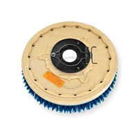 "14"" CLEAN GRIT (180) scrubbing brush assembly fits POWERBOSS model CP 28"