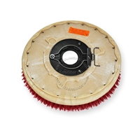 "14"" MAL-GRIT LITE GRIT (500) scrubbing brush assembly fits POWERBOSS model CP 28"